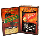 Real Meteorite Dig Kit by Discover w Dr Cool