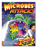 Microbes Attack! Brain Teasing Puzzle Game