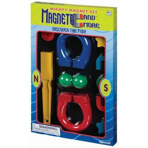 Mighty Magnet Set 14 Magnets Great Value