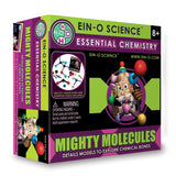 EIN-O Science Mighty Molecules - Essential Chemistry Model Kit