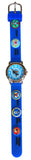 The Kids Watch Company USA Military Branch Watch One Size Blue Band