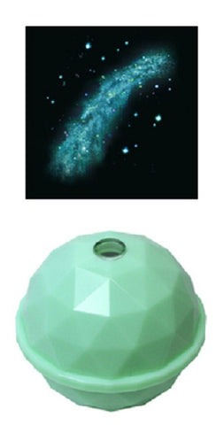 Milky Way Projector Dome - Projects Color Galaxy Image on Ceiling