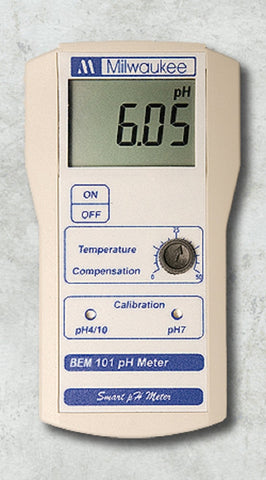BEM101 pH Mini-Bench Meter, by Milwaukee Instruments