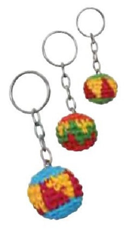 Mini Kick Bag Key Chain - Pack of 4