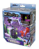 Zibits Action Defense Set: Missile Launcher & GNR217 RC Robot