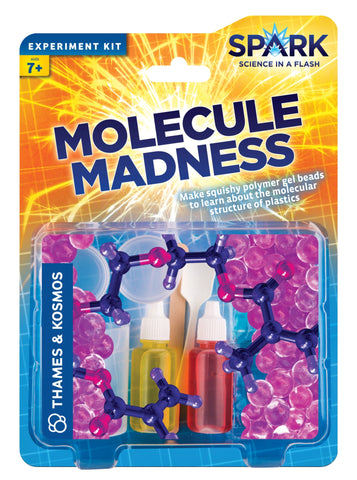 Molecule Madness Experiment Kit By Thames and Kosmos
