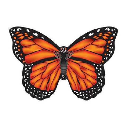 WindnSun Monarch Butterfly MicroKite - 4.7 Inches