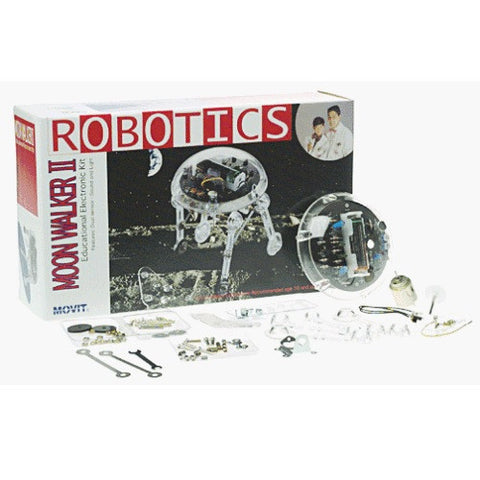 Robotics Moon Walker II Educational Electronic Kit