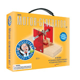 Science Discovery Kit: Motor-Generator: Activities Ages 10+