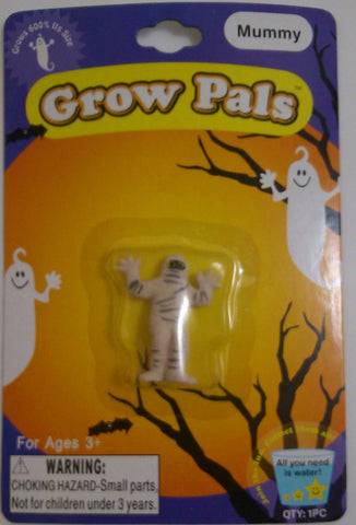 Grow Pals Grow A Mummy: Collectible Magic Growing Thing