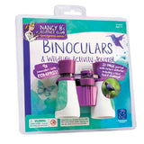 Nancy B's Science Club - Binoculars w Compass & Wildlife Journal