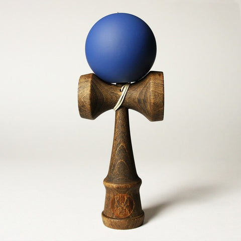 Ronin Kendama w/Navy Blue Colored Ball, by Bushido Kendama