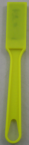 Neon Yellow 8 Inch Magnetic Wand Toy