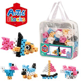 54 Piece Neutral Pouch Artec Blocks