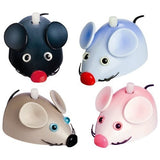 Never Fall Wind-Up Mouse - Colors Vary