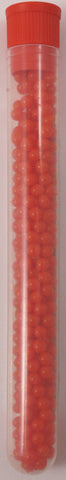 Orange Rainbow Beads Growing Polymer Gel Balls-12 Grams