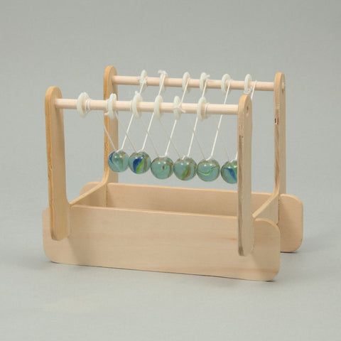 Newton's Cradle Assembly Kit By Artec