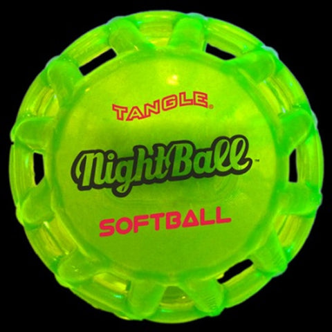 Tangle Night Ball Light-Up Matrix Softball