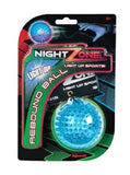 NightZone Light Up Rebound Ball - Colors Vary