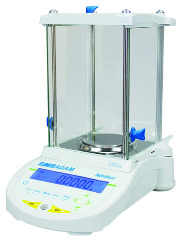 NBL 254e Nimbus Analytical Balance w/250g Capacity - by Adam Equipment