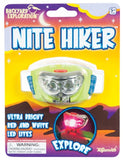 Backyard Exploration; Nite Hiker Headlamp LED