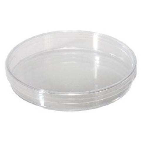 Plastic Petri Dishes: 60 x 15, pk/20 Nonvented