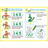 Number Scale Mathematics Ages 5+ Playbook By Artec