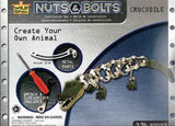 CROCODILE Nuts & Bolts Construction Set: by Wild Republic