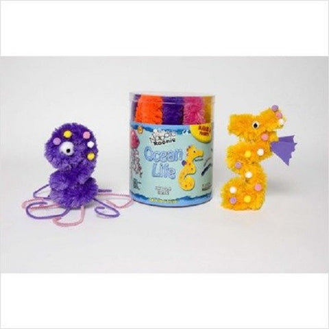 Noodle Roonie Ocean Kit - Make 4 Sea Animal Projects