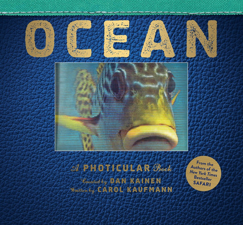 Ocean: A Photicular Book Animated Sealife Animal Pictures