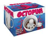 Octopus Porcelain Coffee & Beverage Mug