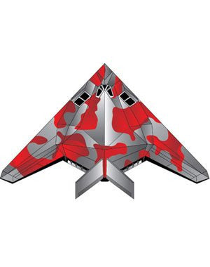 X Kites Stealth Fighter MicroKite - 5.5 Inches