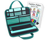 Fashion Plates Deluxe Design Set Classic Mix & Match Drawing Set