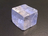 Optical Calcite (Iceland Spar) Mineral Rock Approx. 5/8-1 Inch - 2 Pieces w Info Card