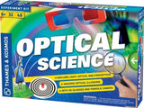 Thames and Kosmos Optical Science & Art Experiment Kit