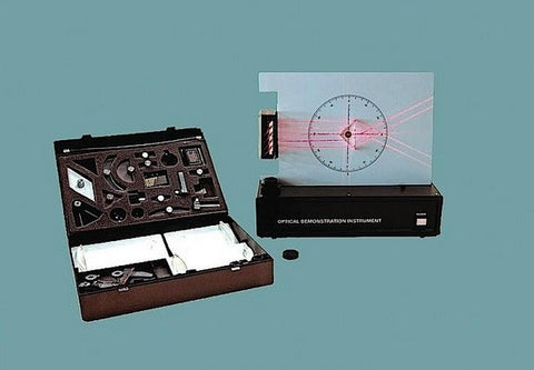 Complete and Comprehensive Laser Optics Demonstration Kit for Advanced Physics Labs