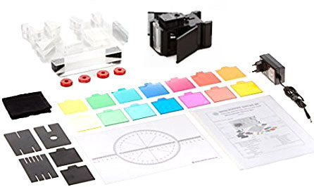 Whiteboard Optics Set - 35+ Pieces - Includes Light Source