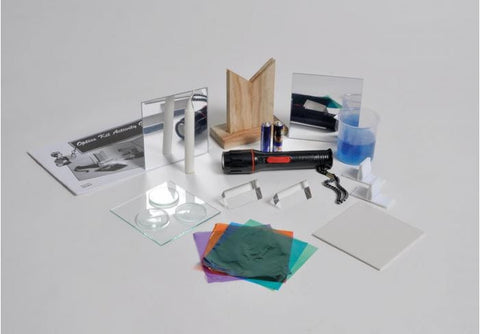 Economy Optics Kit 20 Experiments
