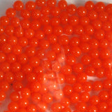 Orange Rainbow Water Beads Growing Polymer Gel Balls-1 Pound