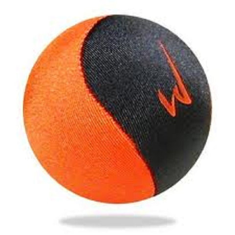 Waboba Extreme Ball - 2.25 Inches - Bounces on Water - Orange/Gray