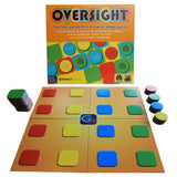 Oversight Abstract Strategy Board Game by Griddly Games