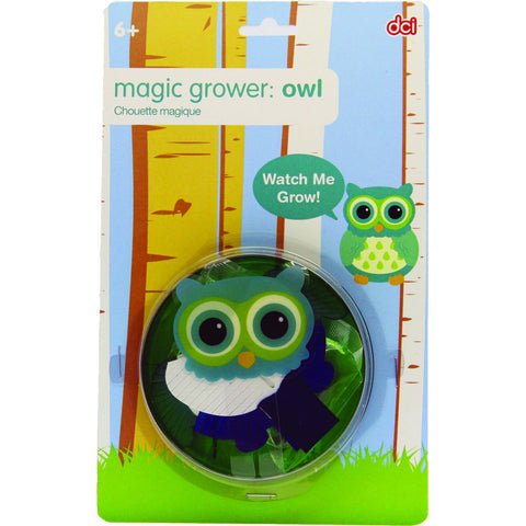Magic Paper Grow Your Own Owl Kit by DCI
