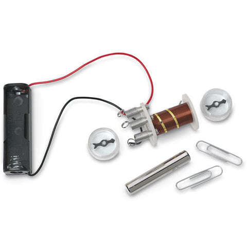 The Science Cube: Electromagnet Kit
