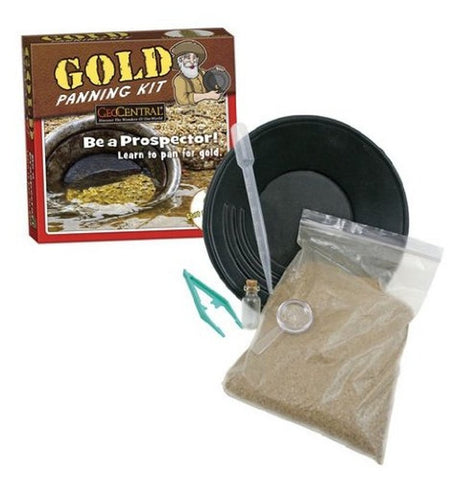 Gold Panning Kit - Be a Prospector