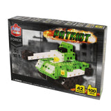 Artec Blocks FORCE Patriot 10 in 1 Set 100 Pieces