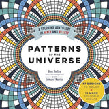 Patterns of the Universe: A Coloring Adventure in Math & Beauty - An Adult Activity Book