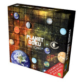 Planet Doku - Sudoku in Space - Board Game