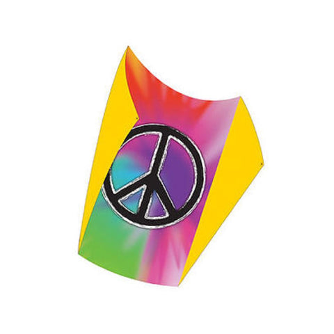X Kites SuperSled Peace - 18 Inch Wide Nylon Kite
