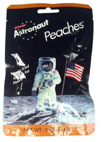 Official Astronaut Peaches - Freeze Dried Peaches