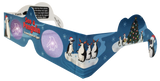 Holiday Penguin Holiday Specs Holographic Glasses (Quantity Discount)